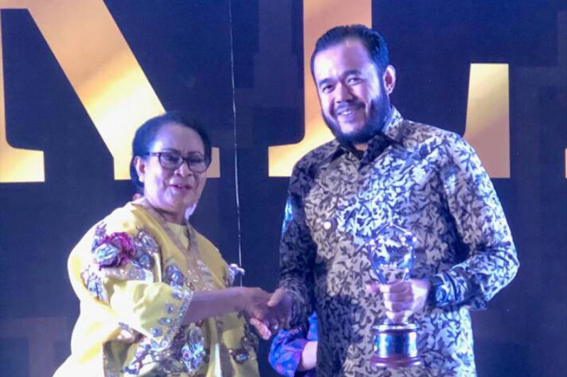 Tiga penghargaan diborong Kota Padang Panjang
