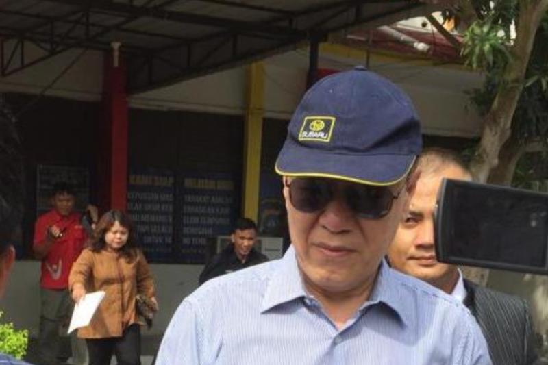 Kock Meng memenuhi panggilan KPK terkait izin reklamasi Kepri