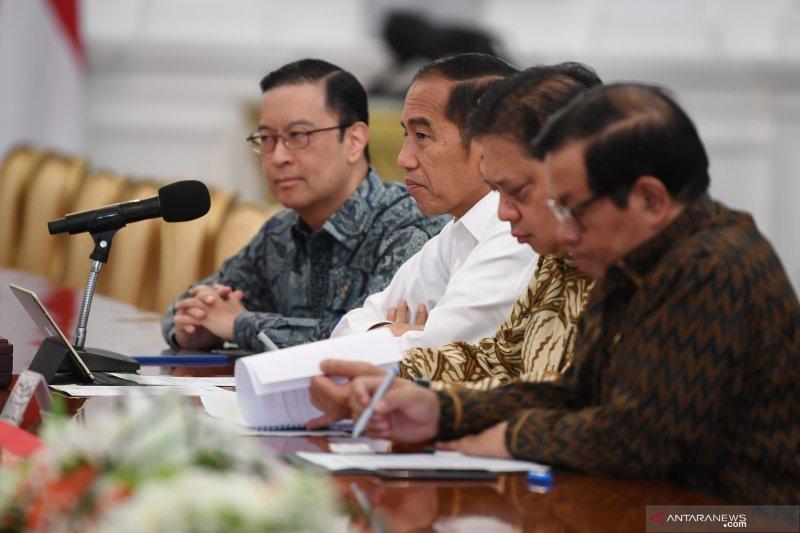 Presiden bertemu pimpinan Hyundai Motors Group