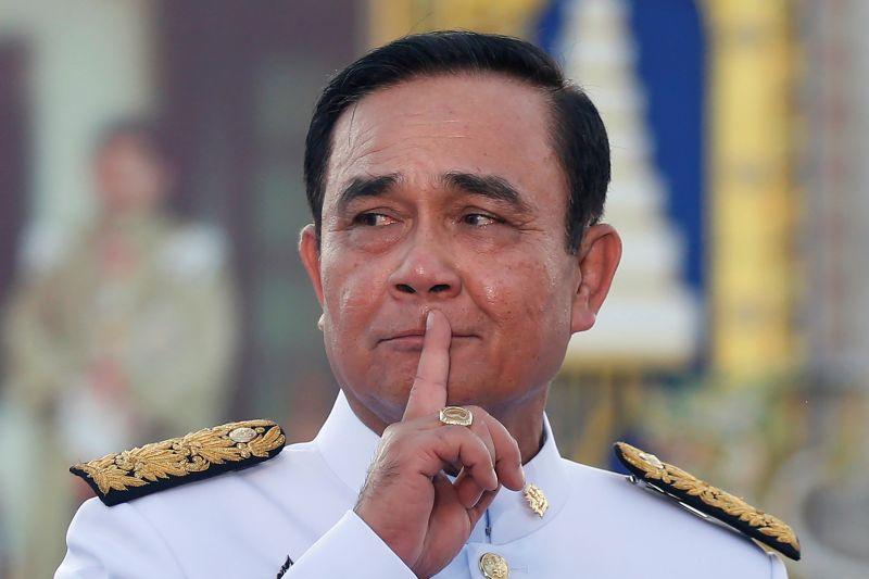 PM Prayuth tidak akan mundur dari jabatannya meskipun didesak massa