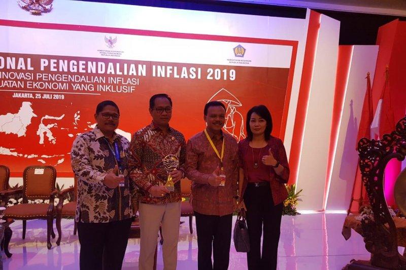 TPID Kabupaten Badung raih penghargaan TPID Berprestasi Jawa-Bali