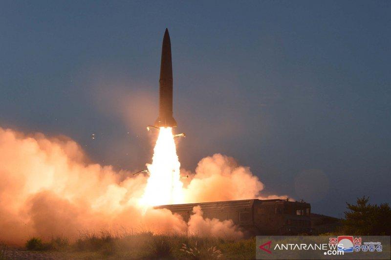 Militer Korea Selatan: Korut tembakkan rudal balistik jarak-dekat