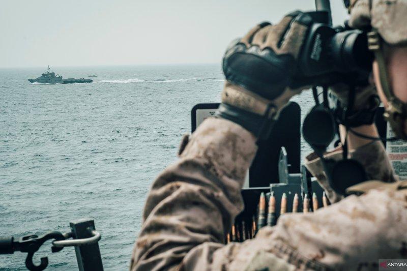 AS, Prancis  bahas koordinasi AL di Selat Hormuz