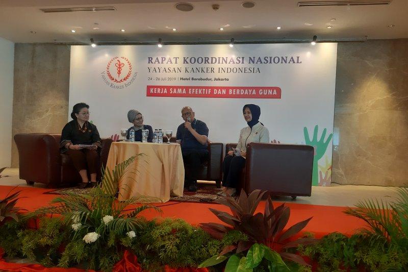 Kasus kanker di Indonesia terus meningkat