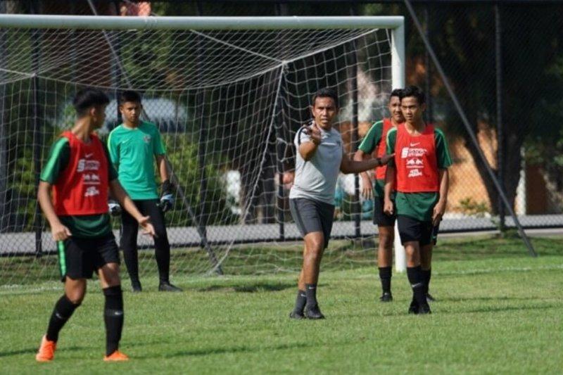 Indonesia menaklukkan Vietnam 2-0 Piala AFF U-15 2019