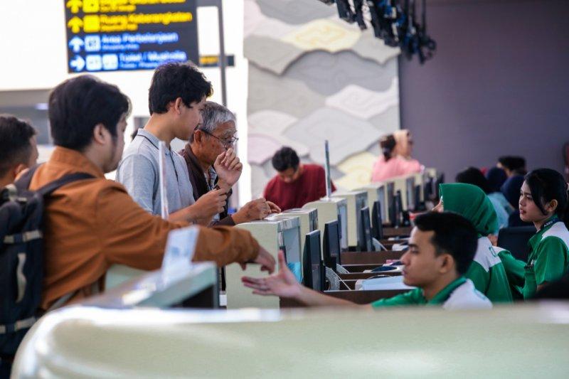 Pasca pemindahan rute, 86 ribu penumpang terlayani dari Bandara Kertajati