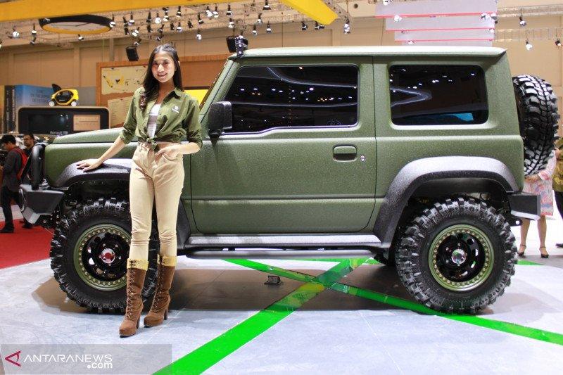 Inden Suzuki Jimny tembus 10 tahun