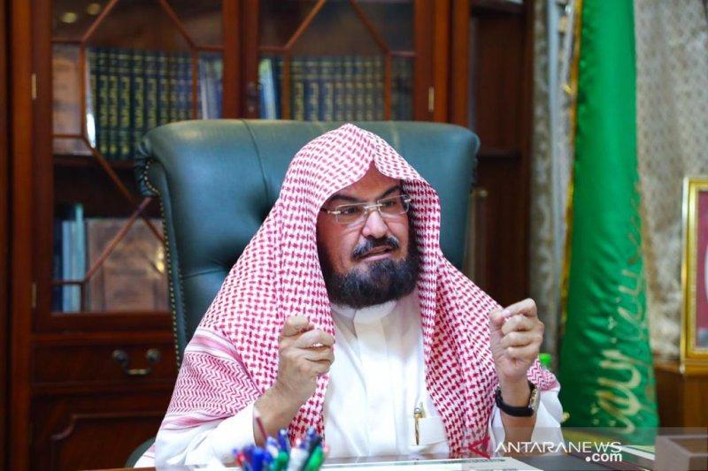 Ketua dewan dua masjid suci sampaikan kesiapan pelaksanaan haji 1440 Hijriah