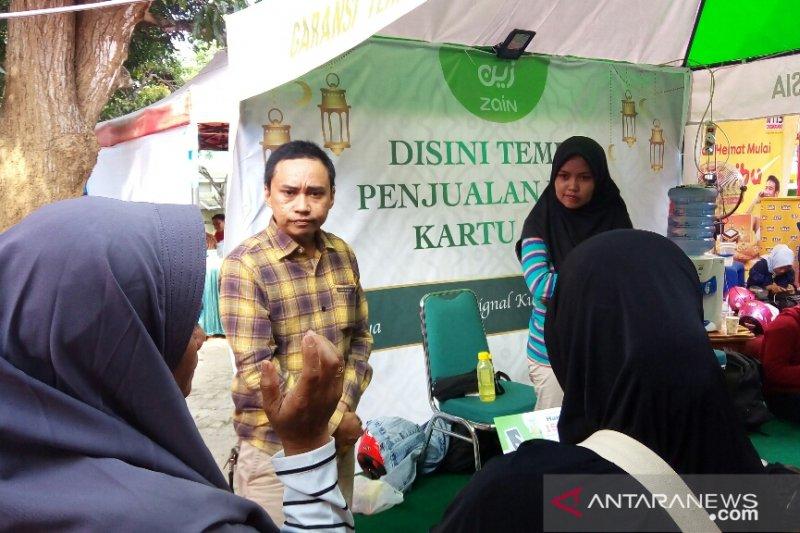 JCH minati kartu perdana Arab Saudi di Makassar