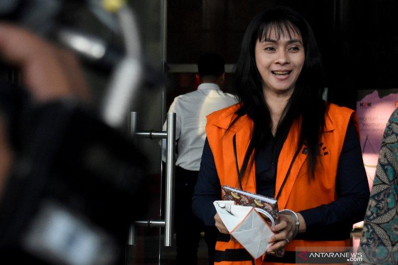Pengusaha penyuap Bupati Kepulauan Talaud dituntut 2 tahun penjara