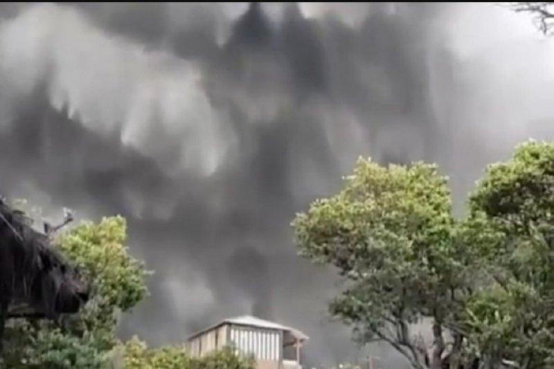 BPBD Jabar gelar piket siaga erupsi Tangkuban Parahu