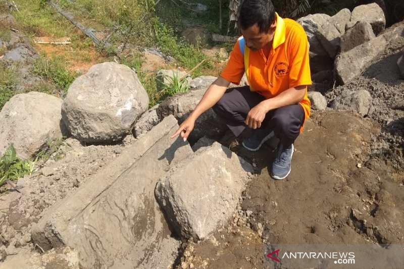 BPCB Jateng bakal ekskavasi temuan batuan candi di Mantingan Magelang