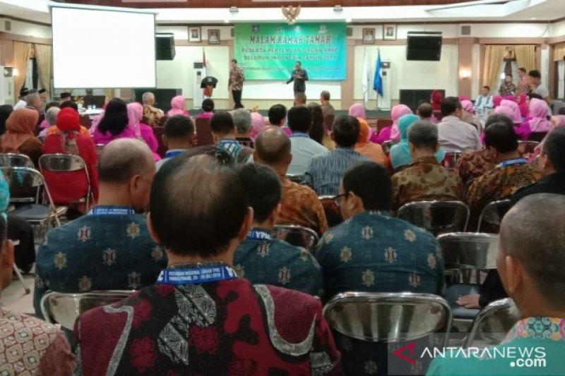 Pendidikan anak disabilitas dibahas pimpinan YPAC se-Indonesia