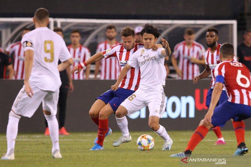 Baru dibeli, Real Madrid pinjamkan Takefusa Kubo kepada Mallorca