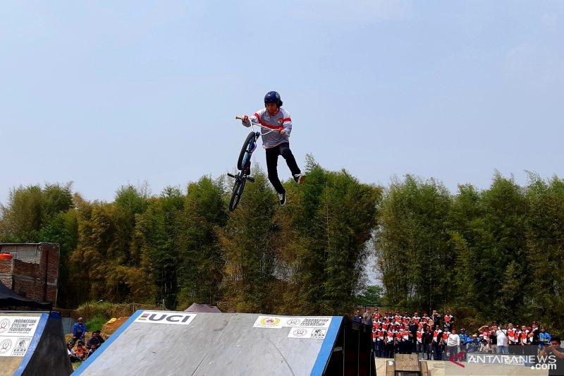 BMX Free Style ikut kejar poin Olimpiade