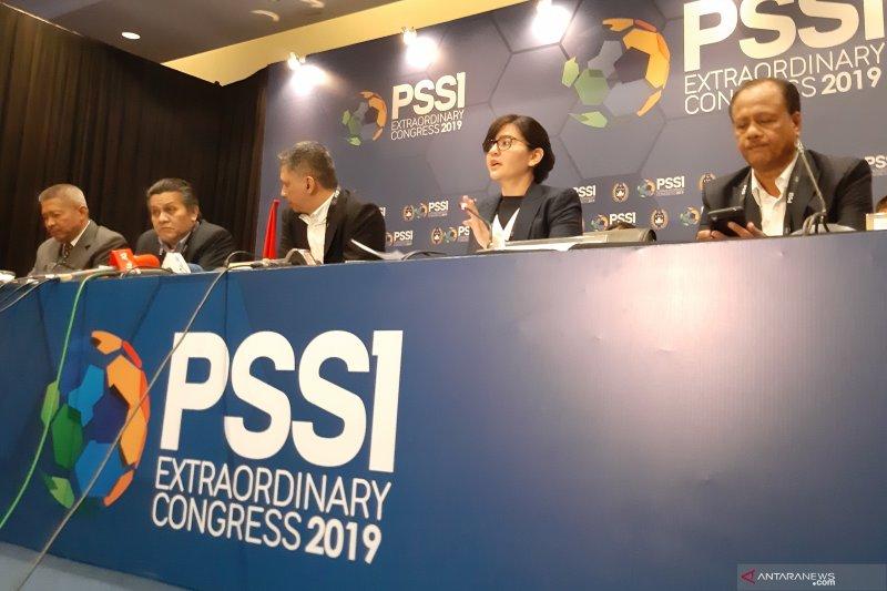 PSSI paparkan hasil revisi statuta serta kode pemilihan