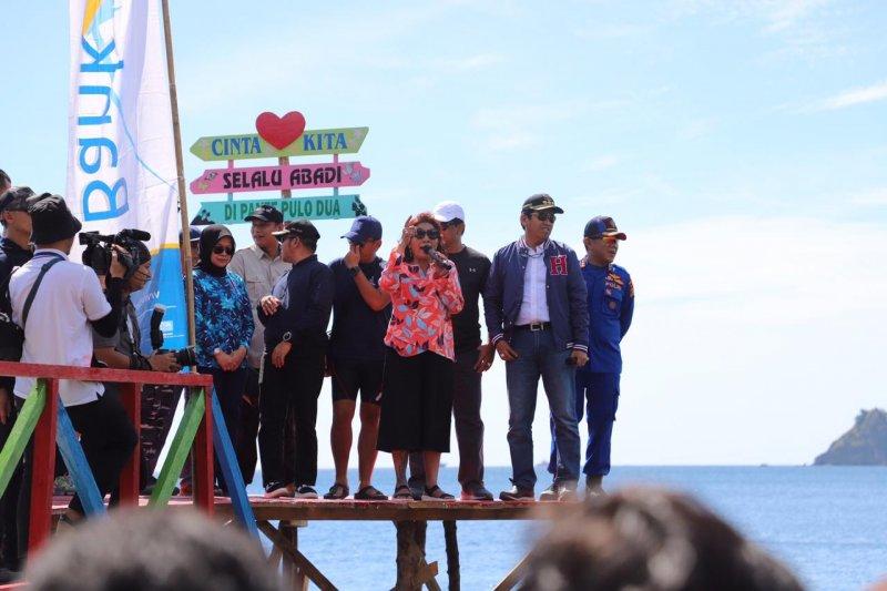 Susi Pudjisatuti: Jangan sampai Pulo Dua jatuh ke asing