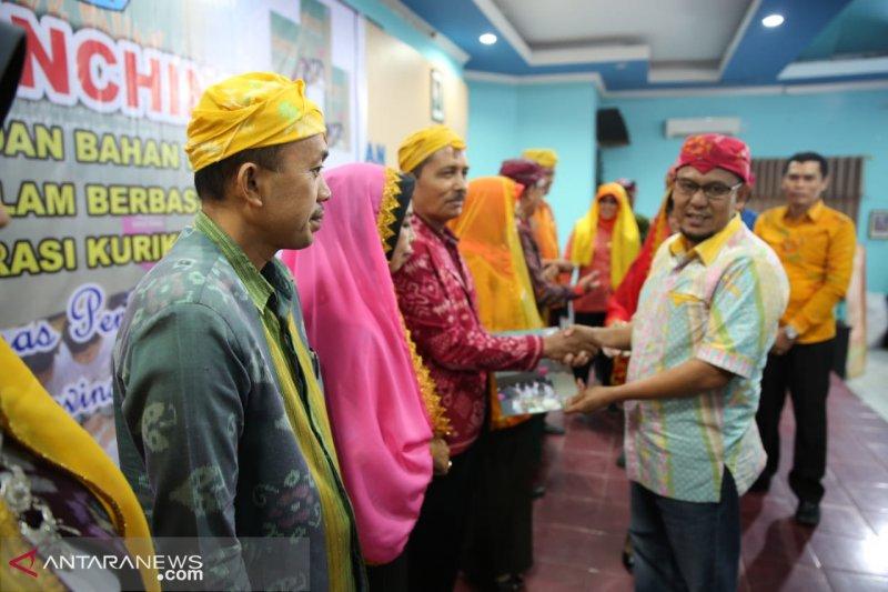 Buku panduan mitigasi bencana bagi guru se-Kota Palu diluncurkan