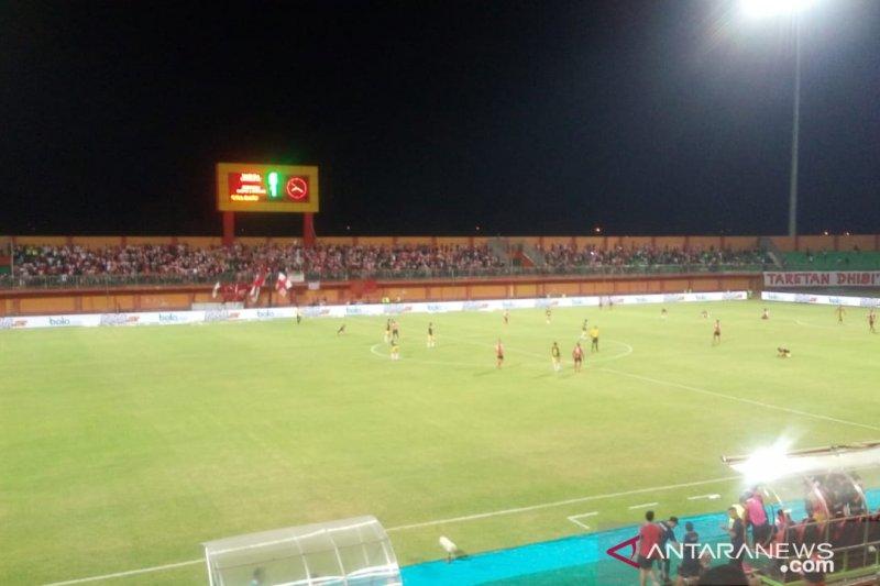 Badak Lampung dilumat Madura United 5-1