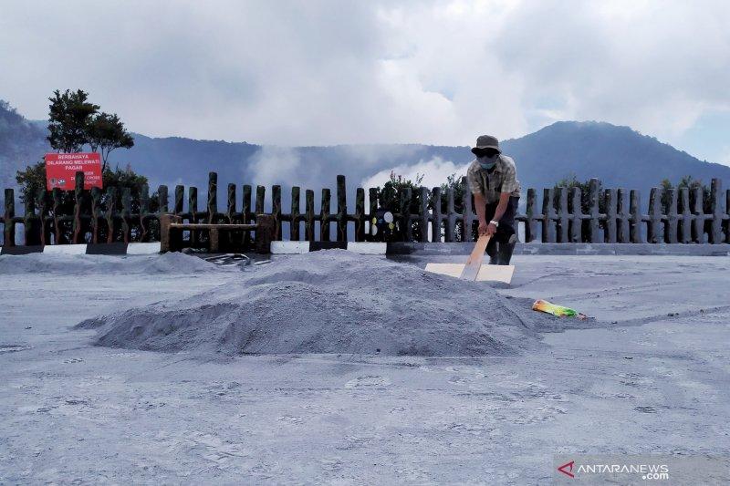 Polisi tutup kawasan Tangkuban Perahu tiga hari untuk wisatawan