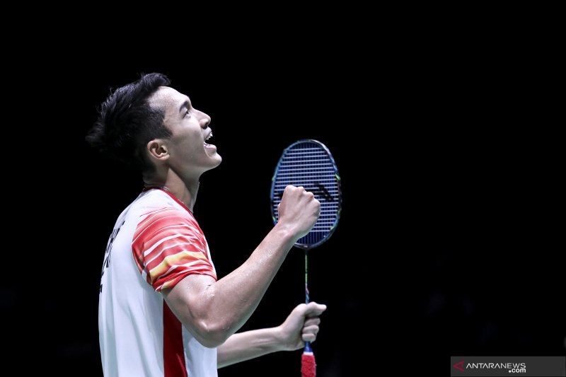 Jadwal pertandingan final Japan Open 2019