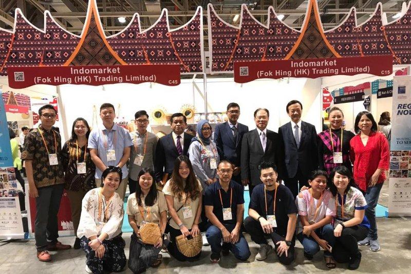 Produk unggulan Indonesia dipamerkan di Makau