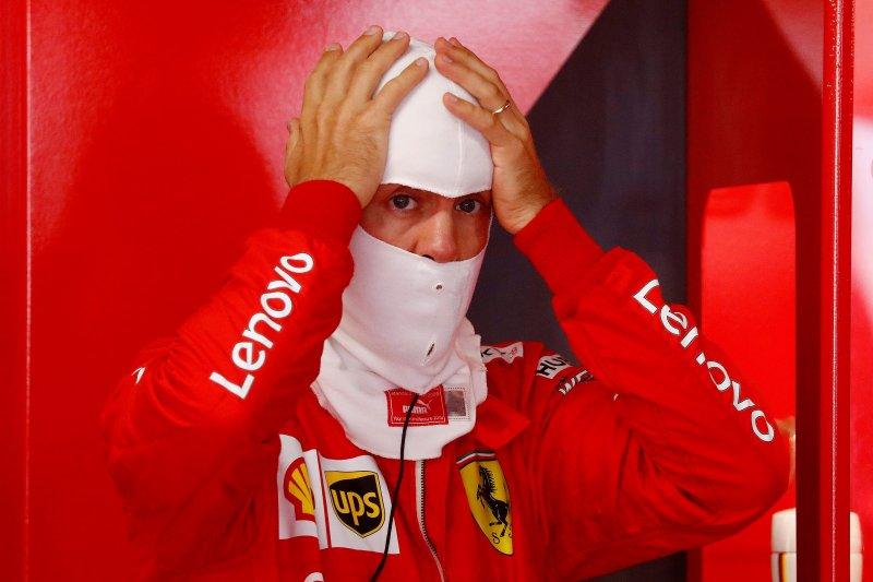 Vettel start terbuncit di GP Jerman