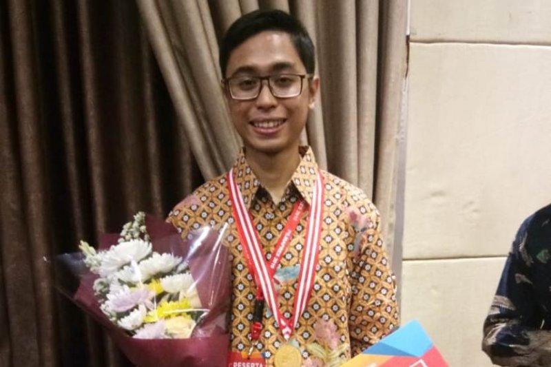 Mahasiswa UI raih juara utama Pilmapres Nasional