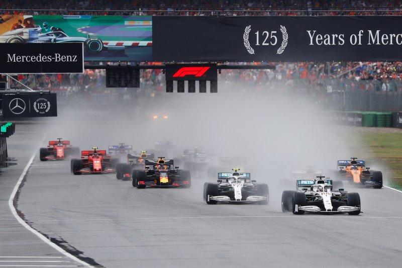 Hasil balap F1 GP Jerman, Verstappen juara kala rival bertumbangan