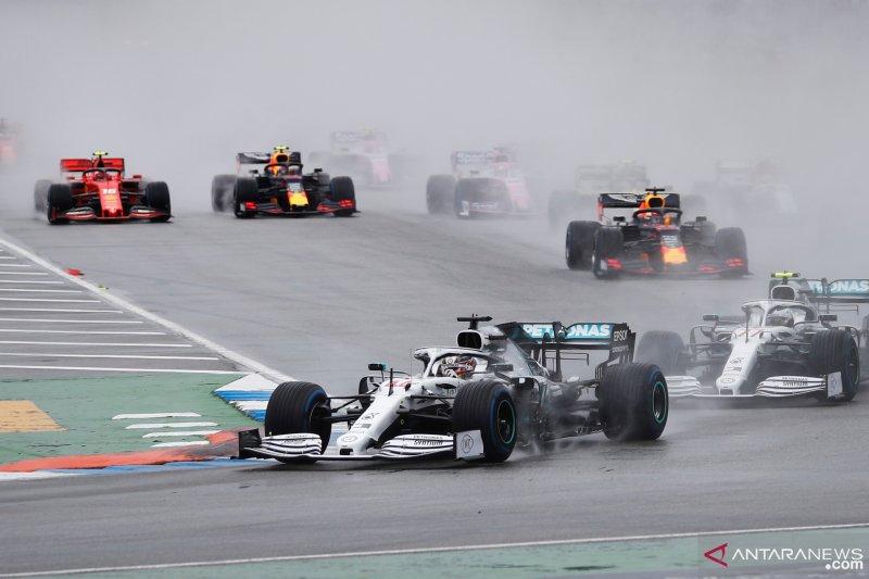 Tim-tim F1 sepakati 22 seri balapan di 2020