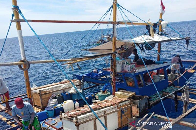 Bertambah, KKP tangkap 6 kapal ikan asing ilegal Vietnam dan Filipina