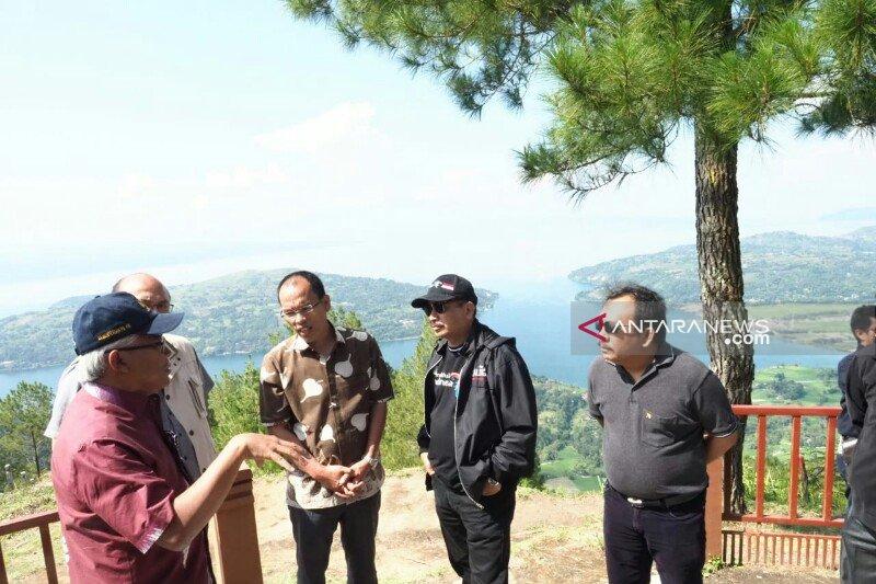 Menpar nilai kawasan Geosite Sipinsur cocok buat milenial, mirip Orchid Forest Lembang