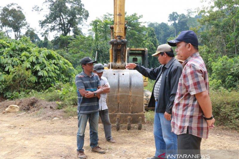 Bantuan swasta pelihara jalan perbatasan RI-Malaysia diapresiasi