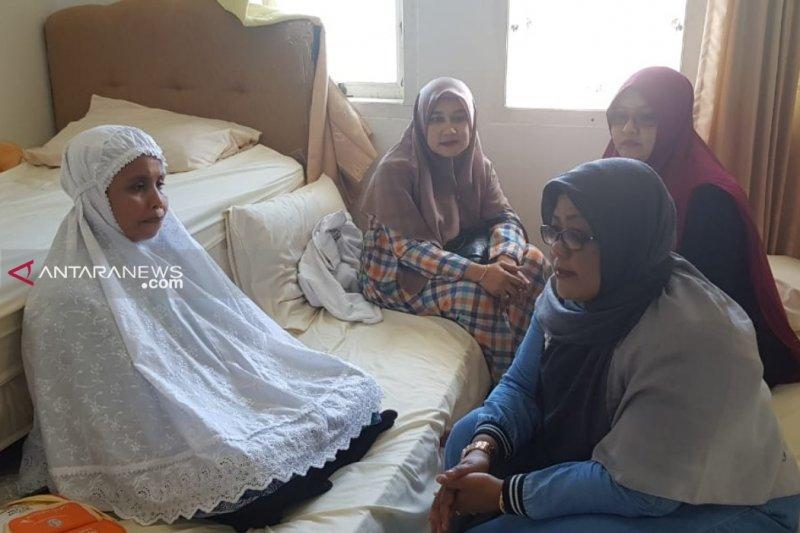 Satu calhaj asal Aceh gagal berangkat karena positif hamil