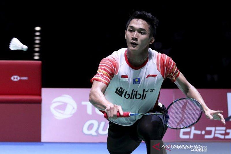 Jonatan harus puas jadi runner-up Japan Open