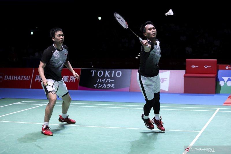 The Daddies terhenti babak pertama  Thailand Open 2019