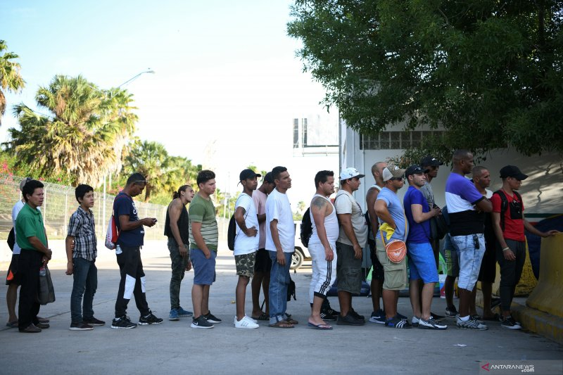 107 warga Meksiko diyakini ditahan dalam operasi Mississippi