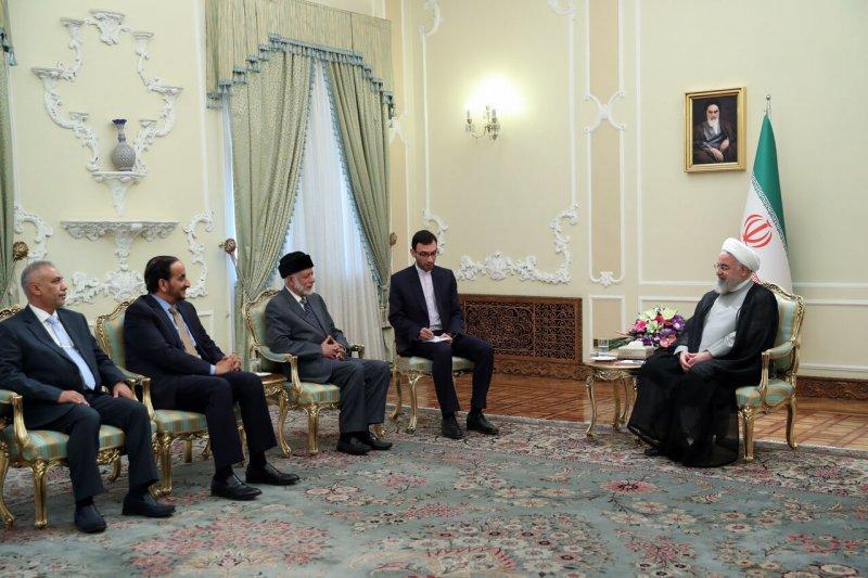 Presiden Iran sebut pasukan asing di Teluk timbulkan ancaman keamanan