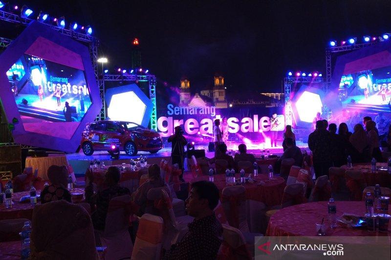 Wali Kota optimistis Semarang Great Sale mampu picu pertumbuhan ekonomi