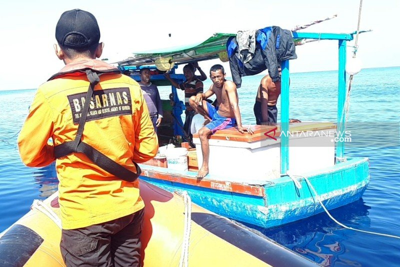 Kapal Motor Mina Sejati dibajak,  penumpang belum diketahui nasibnya