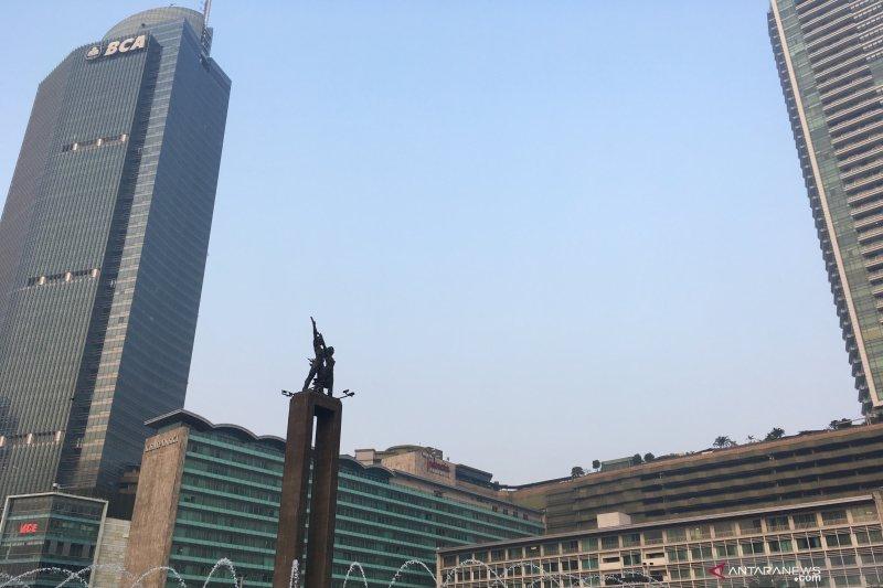 Langit Jakarta diprediksi cerah berawan sepanjang hari
