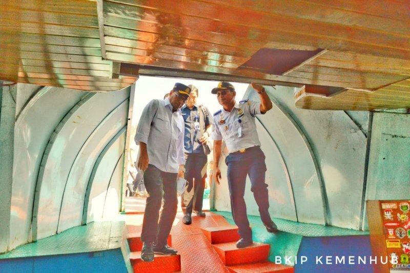 Kemenhub anggarkan Rp22 miliar adakan bus air di Danau Toba 10 Bali baru