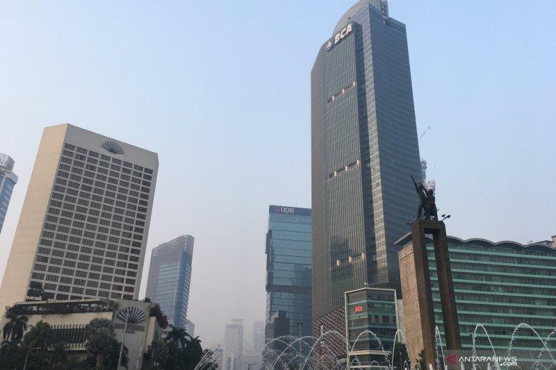 Jakarta masih 'juara' kualitas udara buruk duni