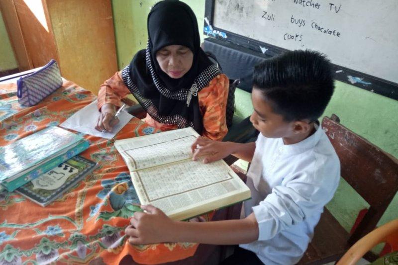 Sekolah Dasar di Pariaman gali potensi siswa dengan membuka kelas Tahfiz Al Quran