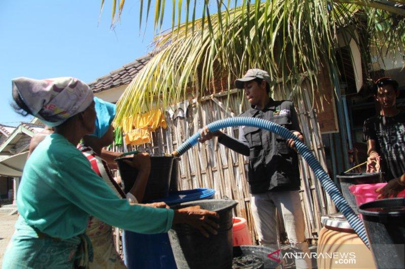ACT NTB kembali distribusikan bantuan 10.000 liter air