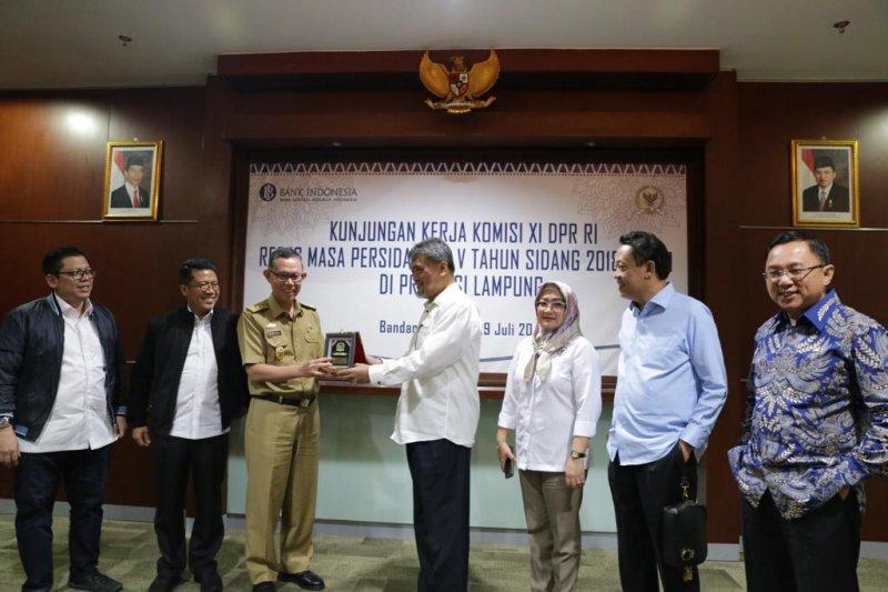Pemprov Lampung berharap dukungan DPR dalam mengentaskan kemiskinan