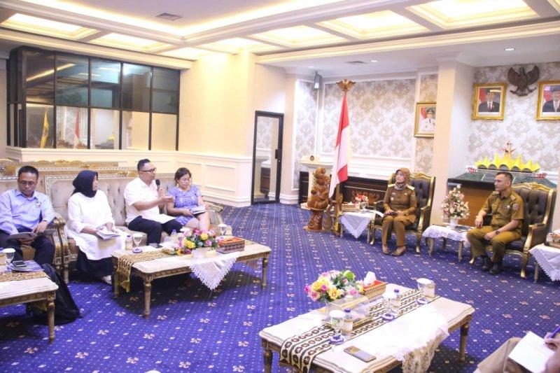 Pemprov Lampung akan bantu atasi persoalan nelayan rajungan