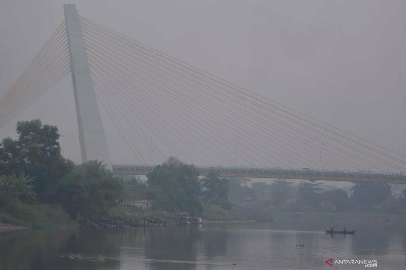 BNPB: kualitas udara di wilayah Riau kembali baik
