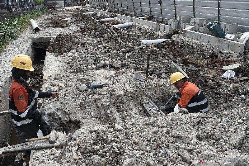 Bina Marga DKI tunjuk Jakpro bangun utilitas bawah tanah