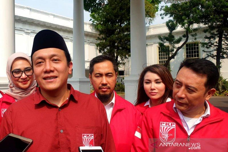 Presiden dan PKPI bahas kebijakan untuk bangsa